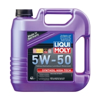 Моторное масло LIQUI MOLY Synthoil High Tech 5W50, 4л